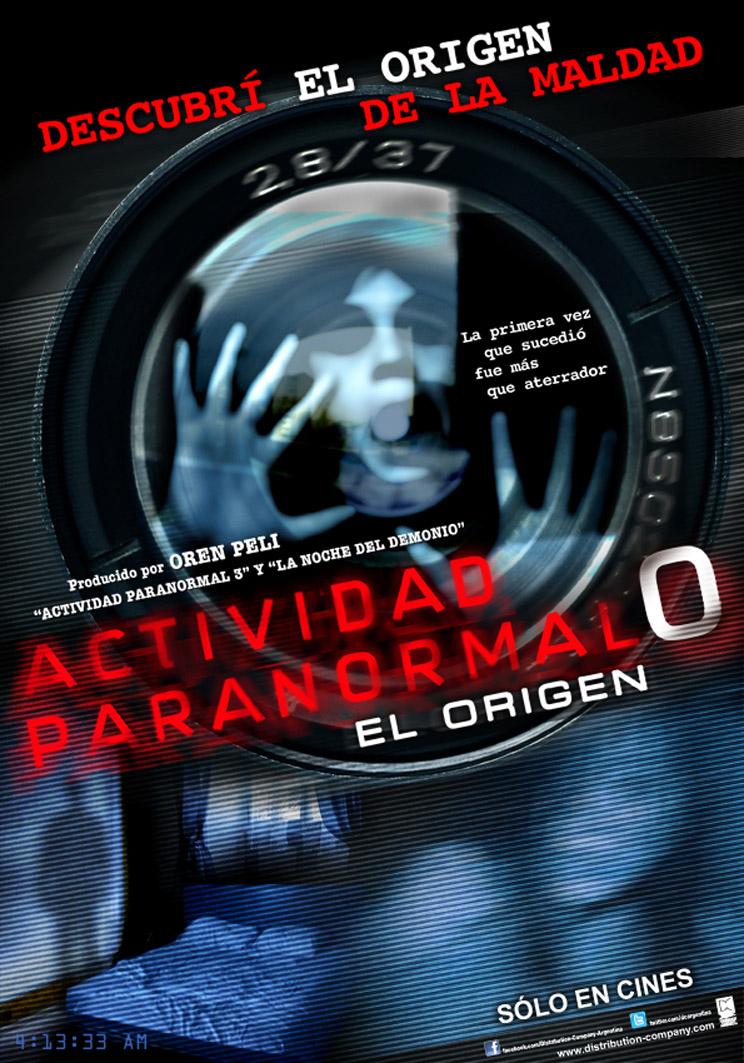 descargar actividad paranormal 0